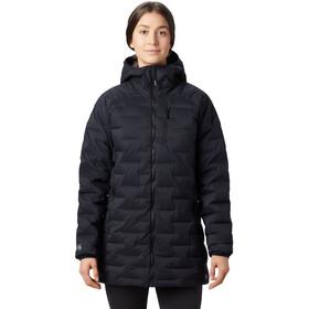Mountain Hardwear Super/DS Stretchdown Parka Dame Black